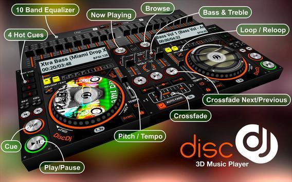 DiscDj 截图 4