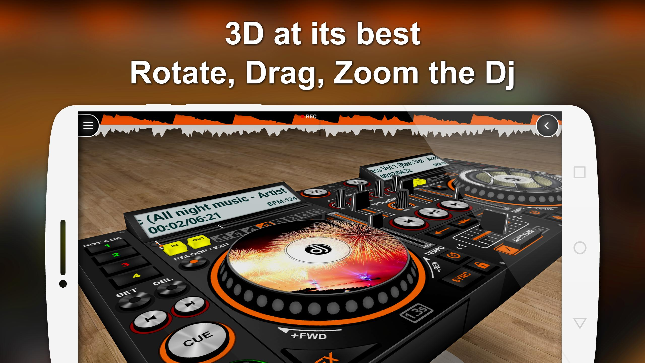 DiscDj for Android - APK Download