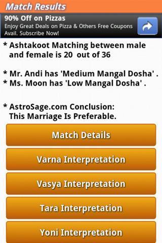 astrosage matchmaking free