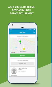 SingaJek Mitra - Aplikasi Driver Untuk Singa Jek screenshot 2