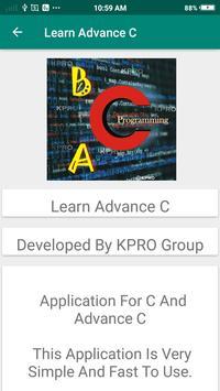 Learn Advance C /C++ Programming screenshot 4
