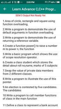 Learn Advance C /C++ Programming screenshot 7
