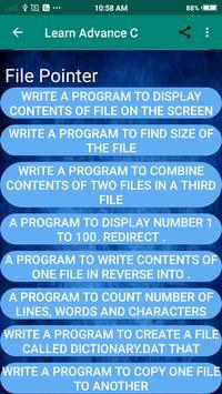 Learn Advance C /C++ Programming screenshot 2