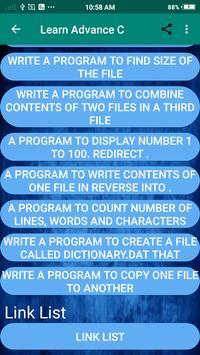 Learn Advance C /C++ Programming screenshot 3