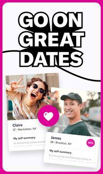 OkCupid poster
