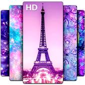 ikon Latar belakang Wallpaper HD untuk anak perempuan