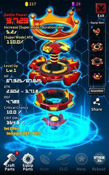 Super God Blade screenshot 1