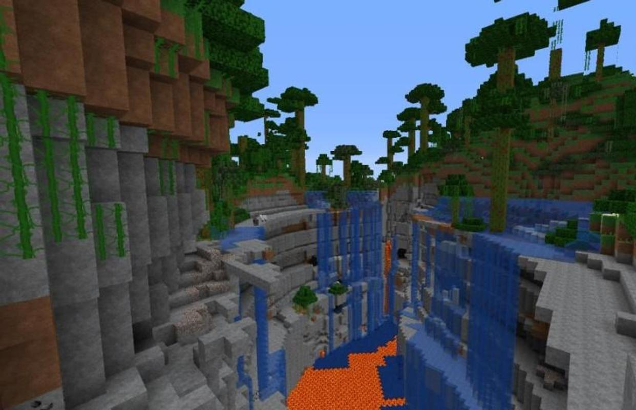 download seed minecraft pe android