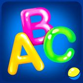 Jogo do alfabeto! Jogos alfabeto para crianças ícone