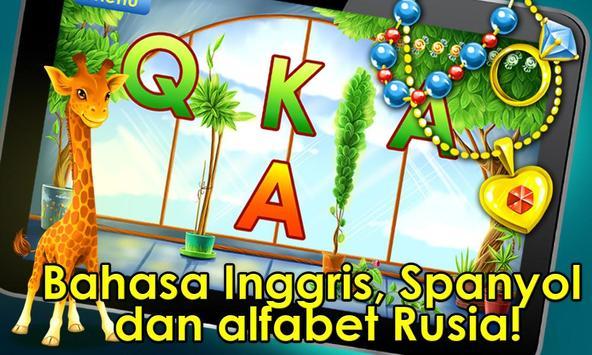 Permainan alfabet untuk anak screenshot 9