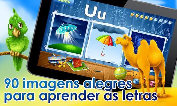 Jogo do alfabeto! Jogos alfabeto para crianças imagem de tela 6