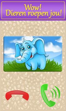Kids babyfoon met dieren screenshot 6