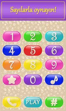 çocuklar bebek telefon Ekran Görüntüsü 8
