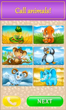 BabyPhone with Music, Sounds of Animals for Kids screenshot 1