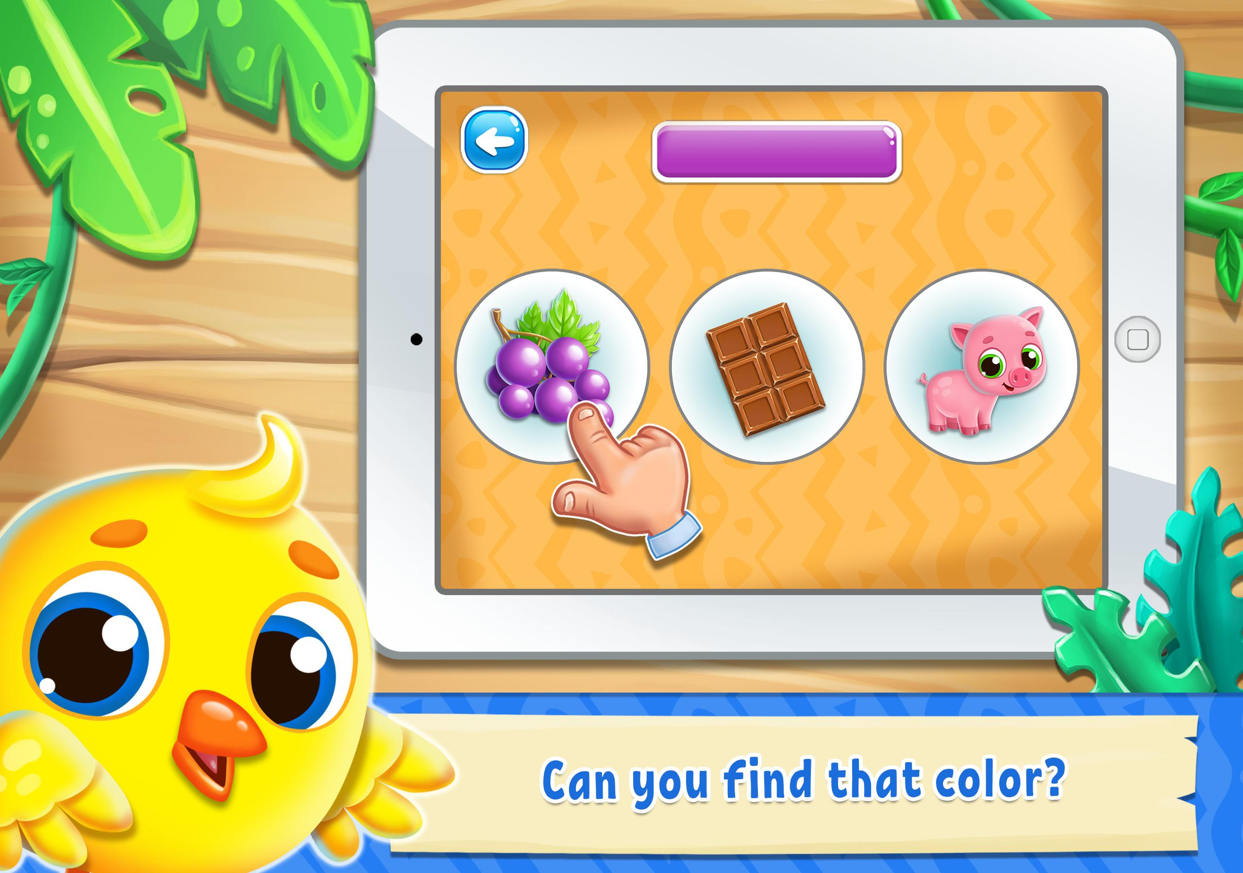 Colors for Kids, Toddlers, Babies - Learning Game for ...