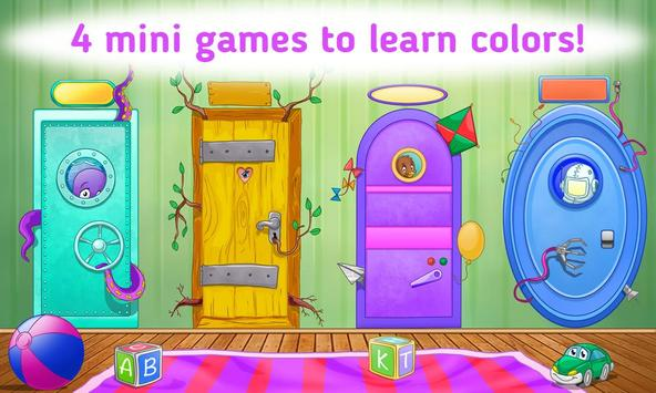 Learn Colors for Toddlers - Kids Educational Game poster