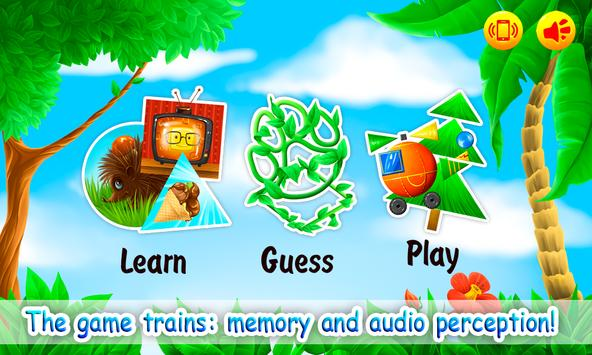 Learn Shapes for Kids, Toddlers - Educational Game screenshot 15