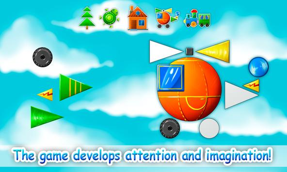 Learn Shapes for Kids, Toddlers - Educational Game screenshot 17