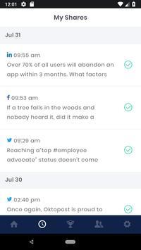 Social Advocacy screenshot 4