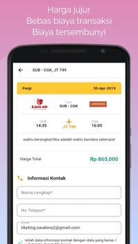 OKTiket.com - Cari Booking Tiket Pesawat Murah screenshot 2