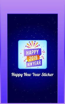 Happy New Year Stickers (WAStickerApps) screenshot 3