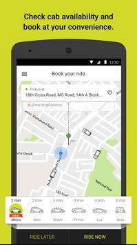 Ola. Get rides on-demand poster