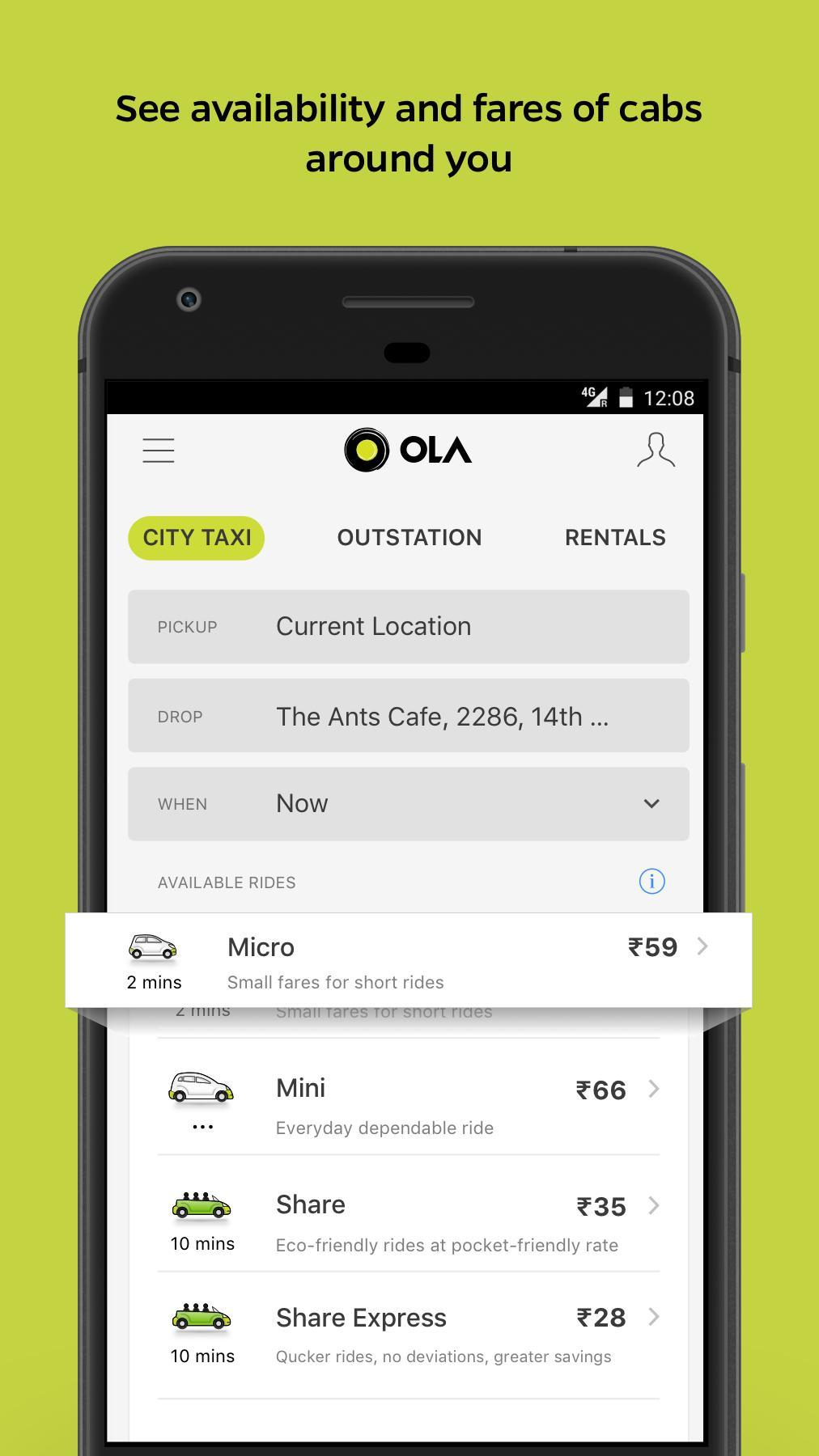 Ola Lite for Android - APK Download