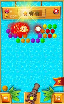Bubble Shooter 4 - Maldives Island screenshot 5