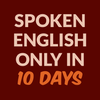 Spoken English in 10 days ikon