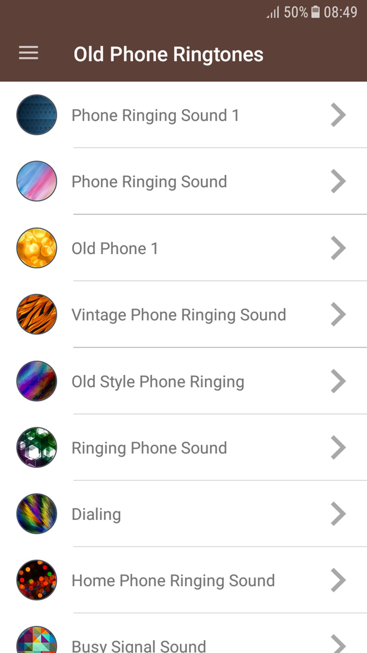 Old Phone Ringtone for Android - APK Download