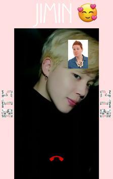 BTS Video Call - Prank Call screenshot 4