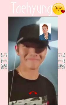 BTS Video Call - Prank Call screenshot 5