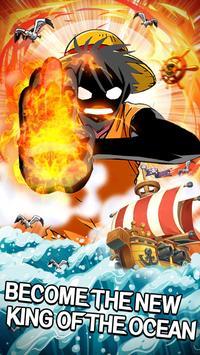 Pirate legendary:King of Ocean poster