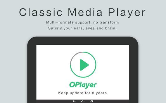 Lecteur vidéo - OPlayer capture d'écran 8