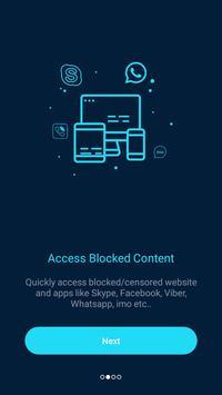 OLOW VPN screenshot 2