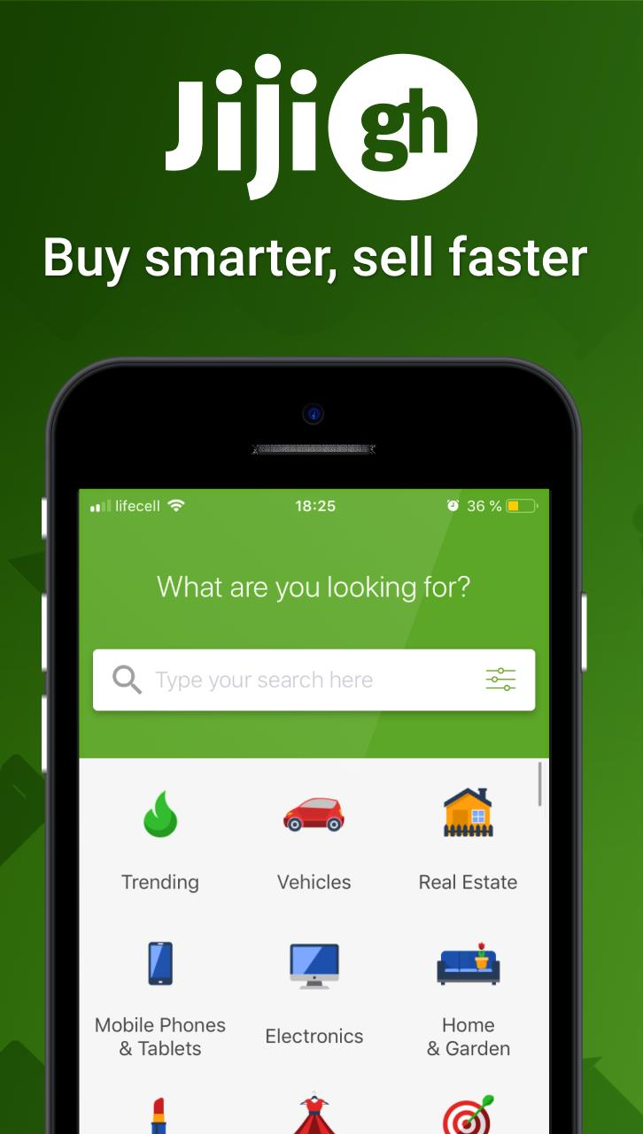 Jiji Ghana - Buy & Sell for Android - APK Download