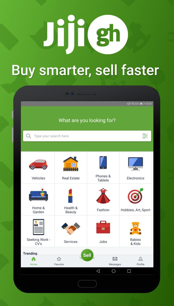 Jiji Ghana - Buy & Sell (OLX Ghana) for Android - APK Download