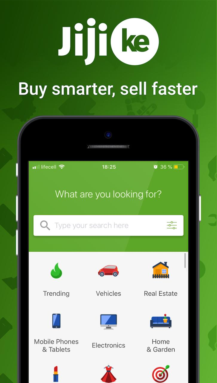 Jiji Kenya - Buy & Sell (OLX Kenya) for Android - APK Download