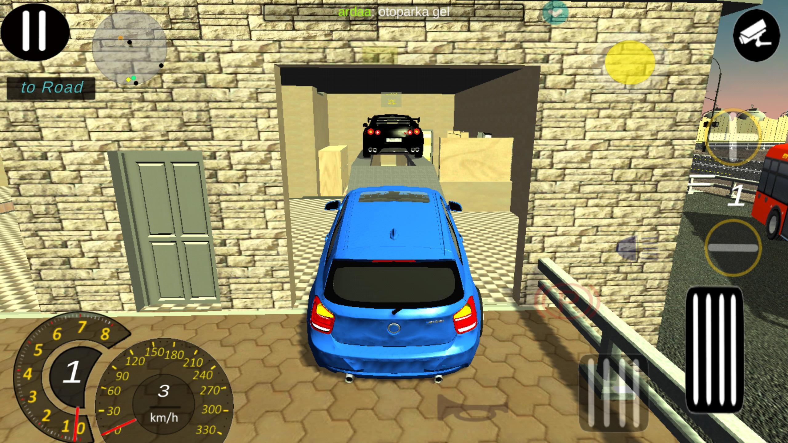Android Icin Car Parking Apk Yi Indir