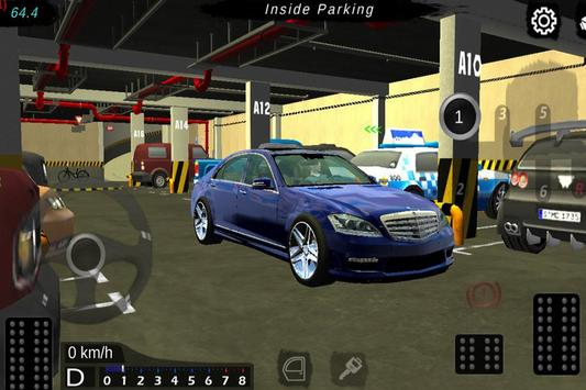 Manual gearbox Car parking 截圖 7