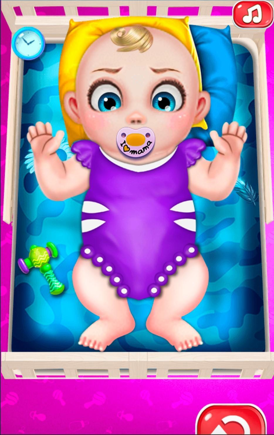 Mommy Bayi Baru Lahir Game Hamil For Android Apk Download