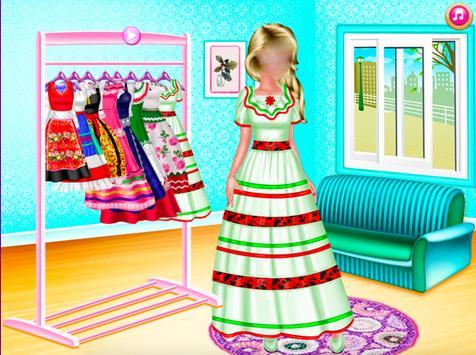 Princess dress up looks like beautiful screenshot 9