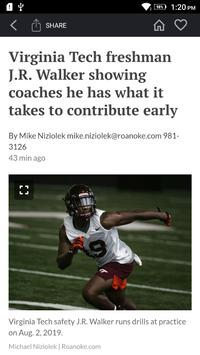The Roanoke Times roanoke.com screenshot 3