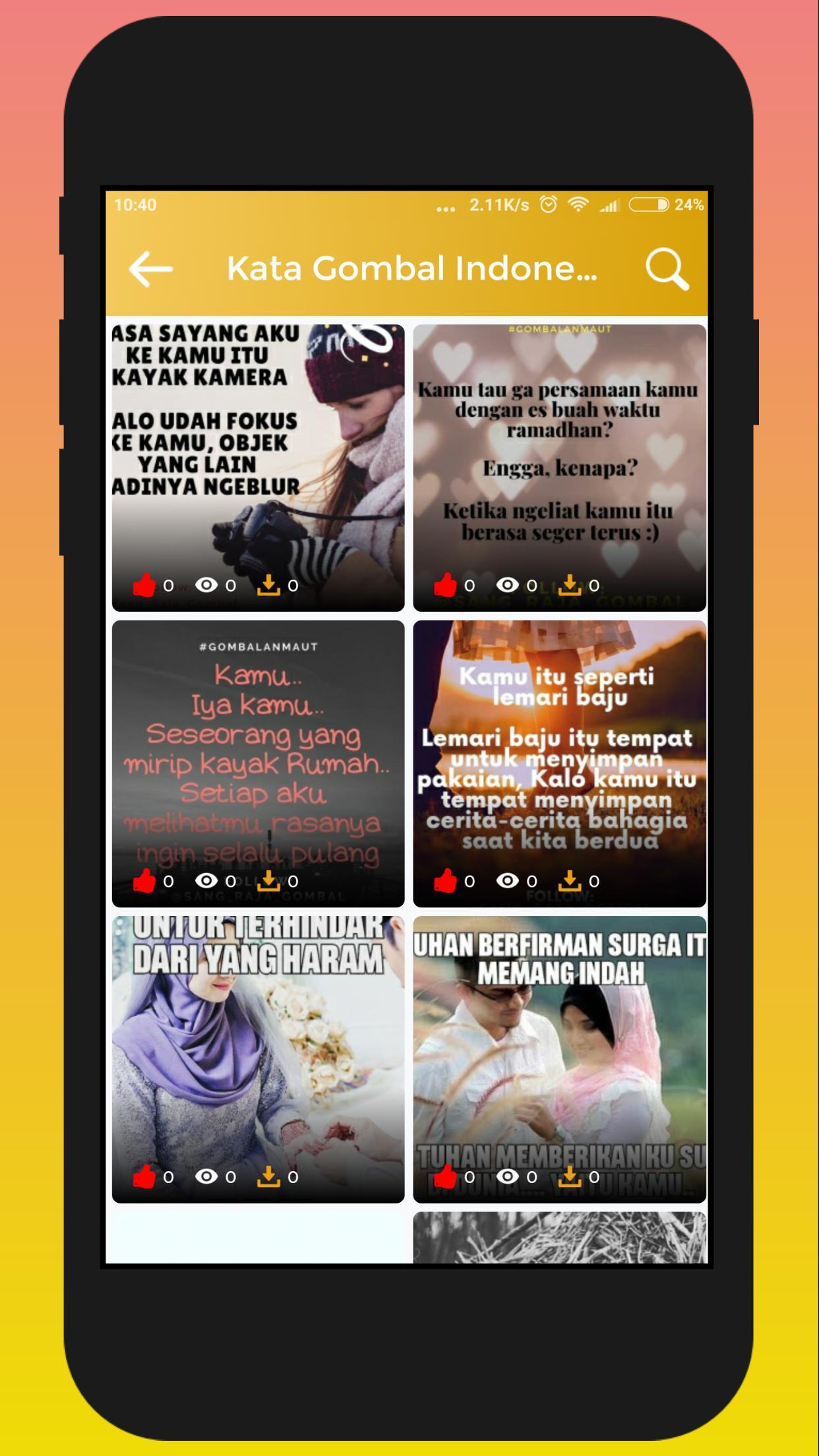Kata Kata Gombal Romantis 2019 For Android Apk Download