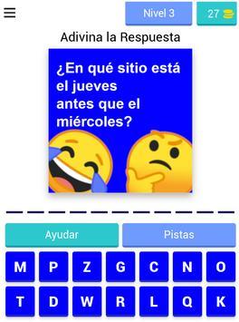 Adivinanzas, Chistes y Acertijos de Lógica Gratis screenshot 18