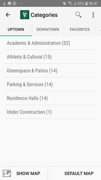 Tulane University screenshot 2