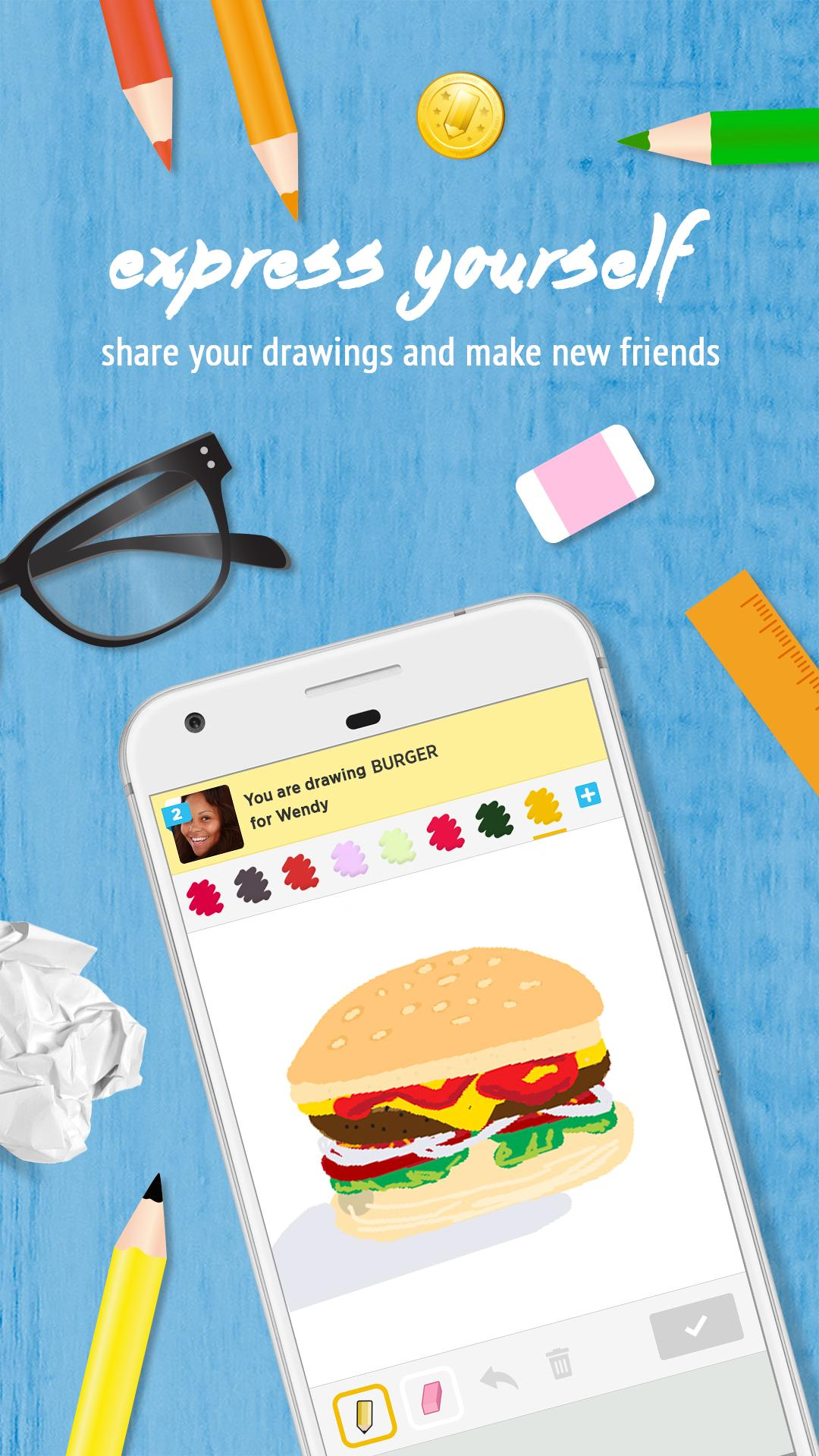 Draw Something Classic for Android - APK Download