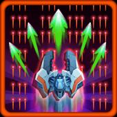Space shooter : Galaxy alien shooter icon