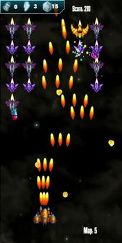 Space shooter : Galaxy alien shooter poster