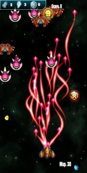 Space shooter : Galaxy alien shooter screenshot 2